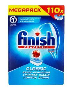 Finish Tablete pentru masina de spalat vase 110 buc Classic