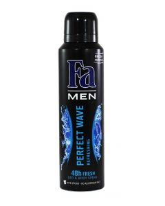 Fa Spray deodorant 150 ml Perfect Wave