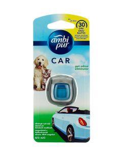 Ambi Pur Aparat Odorizant auto 2 ml Pet Odour Eliminator