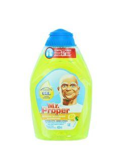Mr. Proper Detergent pardoseli concentrat 400 ml Citrus