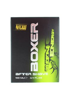 Boxer After Shave 100 ml Green Energy