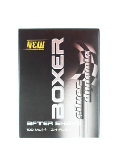 Boxer After Shave 100 ml Silver Dynamic