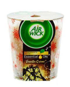 Airwick Lumanare odorizanta 105 g Deco Vanillla