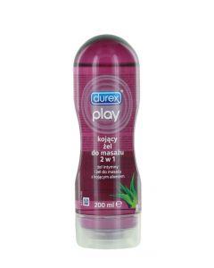 Durex Gel lubrifiant 200 ml 2in1 Play