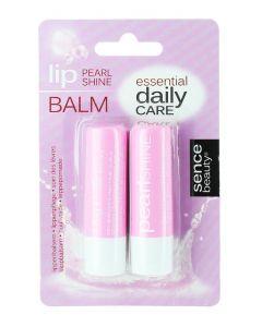 Sence Beauty Balsam de buze 2x4.3 g Pearl Shine