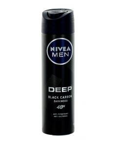 Nivea Spray deodorant barbati 150 ml Deep