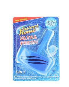Sweet Home Odorizant wc cu suport 50 g Aqua Blue