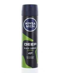 Nivea Spray deodorant barbati 150 ml Deep Amazonia