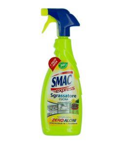 SMAC Express Degresant bucatarie cu pompa 650 ml Sgrassatore cucina limone