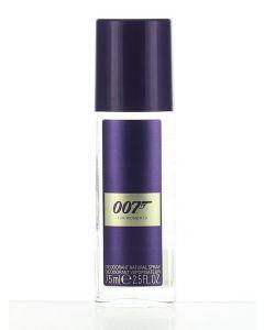James Bond Spray natural femei 75 ml OO7