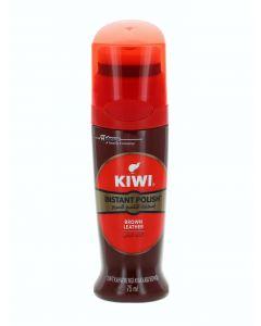 Kiwi Crema lichida de pantofi cu burete 75 ml Brown
