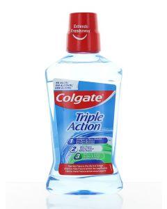 Colgate Apa de gura 500 ml Triple Action
