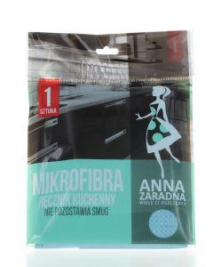 Anna Laveta microfibra pentru bucatarie 2 fete 1 buc