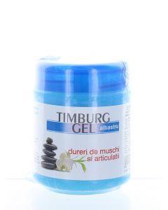 Timburg Gel masaj 500 g Albastru