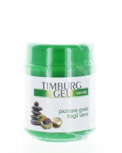 Timburg Gel masaj 500 g Verde