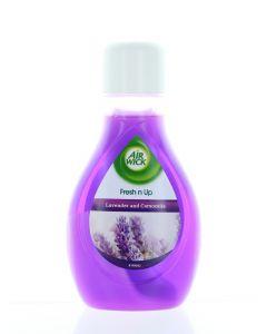 Airwick Odorizant camera lichid 375 ml Fresh N Up Lavender&Camomile