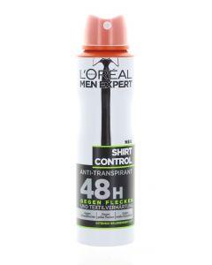 L'oreal Men Expert Spray deodorant barbati 150 ml Shirt Control
