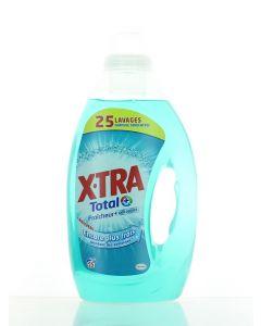 X-Tra Detergent lichid 1.25 L 25 spalari Total+