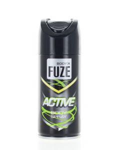 Body-X Fuze Spray deodorant pentru barbati 150 ml Active