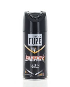 Body-X Fuze Spray deodorant pentru barbati 150 ml Energy