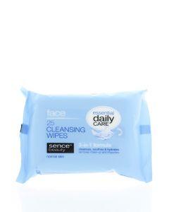Sence Beauty Servetele demachiante 25 buc Normal Skin