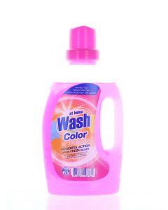 At Home Detergent lichid 1 L 28 spalari Color