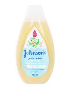 Johnson's baby Spuma de baie 500 ml Gentle Protect Kids Bath