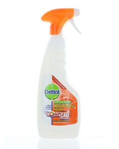 Dettol Solutie curatat bucatarie cu pompa 440 ml Fresh Cotton Breeze