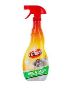 Triumf Solutie curatat cu pompa 500 ml Bucatarie