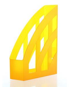 Herlitz Suport Dosare Plastic 4buc/cutie Orange A4