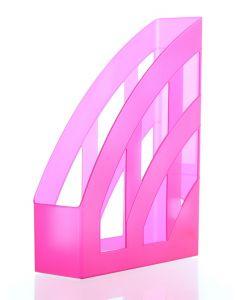 Herlitz Suport Dosare Plastic 4buc/cutie Roz A4