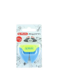 Herlitz Ascutitoare Plastic Dubla My.Pen 1 buc Diverse Culori