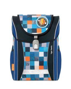 Tiger Ghiozdan Ergonomic Neechipat 005A Joy Flash (38x30x20cm)