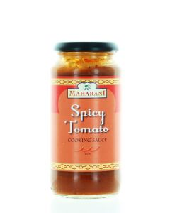 Maharani Sos de tomate pentru gatit 450 g Picant