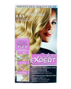 Schwarzkopf Vopsea de par Color Expert Nr 8.65 Gold Blond