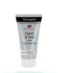 Neutrogena Crema de maini si unghii 75 ml 4in1