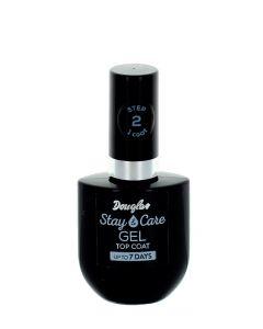 Douglas Lac de unghii 10 ml Gel Top Coat Stay&Care