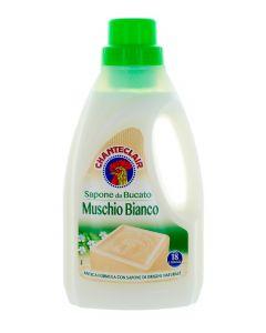 Chante Clair Sapun lichid pentru rufe(manual) 1 L 18 spalari Muschio Bianco