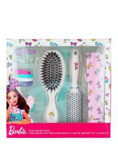 Barbie set coafura pentru fete 10 piese