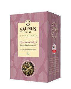 FAUNUS Ceai Hemorodalus 90 g (Hemoroizi si fisuri anale)