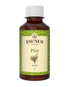 FAUNUS Sirop Pin 200 ml