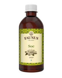 FAUNUS Sirop Soc 200 ml