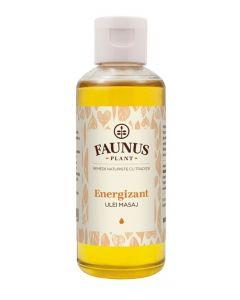 FAUNUS Ulei masaj 100 ml Energizant