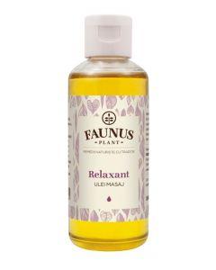 FAUNUS Ulei masaj 100 ml Relaxant