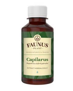 FAUNUS Tinctura Capilarus 200 ml Impotriva caderii parului