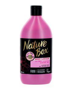 Nature Box Lotiune de corp 385 ml Almond Oil