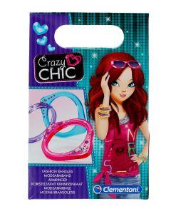 Clementoni Set Creativ Crazy Chic Bratari Fashion