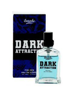Ilvande Parfum barbati 15 ml Dark Attraction