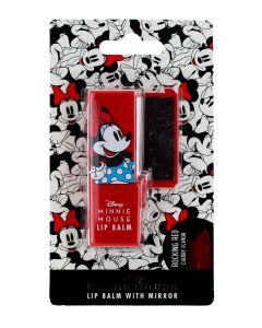 Disney Minnie Mouse Balsam de buze cu oglinda 2.8 g Rocking Red
