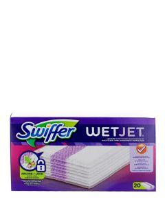 Swiffer Rezerva pentru mop cu spray 20 buc Wet Jet